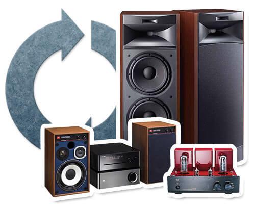 オーディオのリサイクル・買取