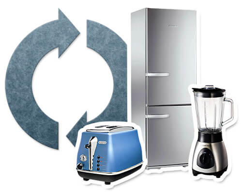 デザイン家電のリサイクル・買取
