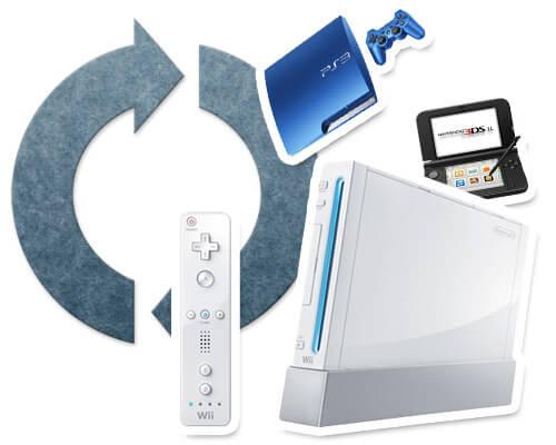 ゲーム機・ソフトのリサイクル・買取