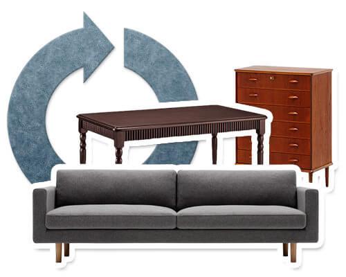 家具のリサイクル・買取