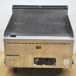tanico/タニコー 卓上グリドル鉄板焼きコンロ/TGG-60Nを買い取りました!