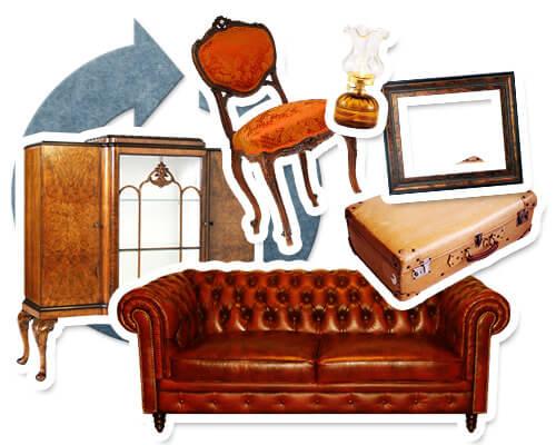 アンティーク家具・雑貨のリサイクル・買取