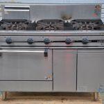 タニコー/tanico オーブン付5口コンロ 都市ガス13A 2013年製 TSGR-1232 を買い取りました!
