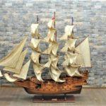 大迫力 ゴールデンハインド 大型模型 1560 H1600×全長1800 帆船 海賊船を買い取りました!(^_-)-☆