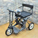 Di Blasi R30 自動折りたたみ式 電動3輪タウンカート 全自動 シニアカー 車椅子 未使用品を買い取りました!(^_-)-☆