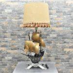 帆船型照明器具 テーブルライト ナイトスタンド シャードランプを買い取りました!(^_-)-☆