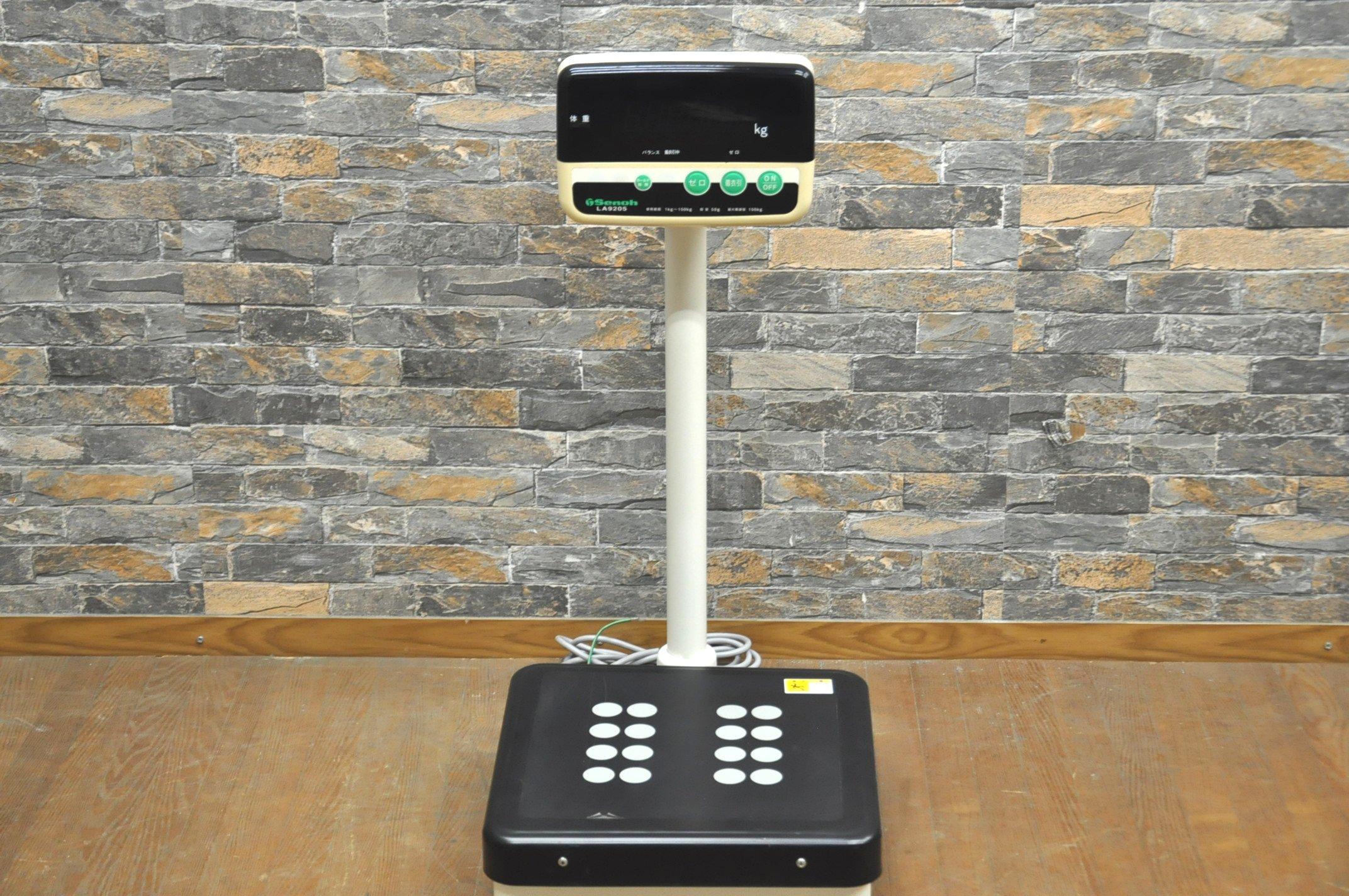 Senoh セノー デジタル自動体重計 LA9205 クボタ製 150kg ジム ダイエットを買い取りました!(^_-)-☆