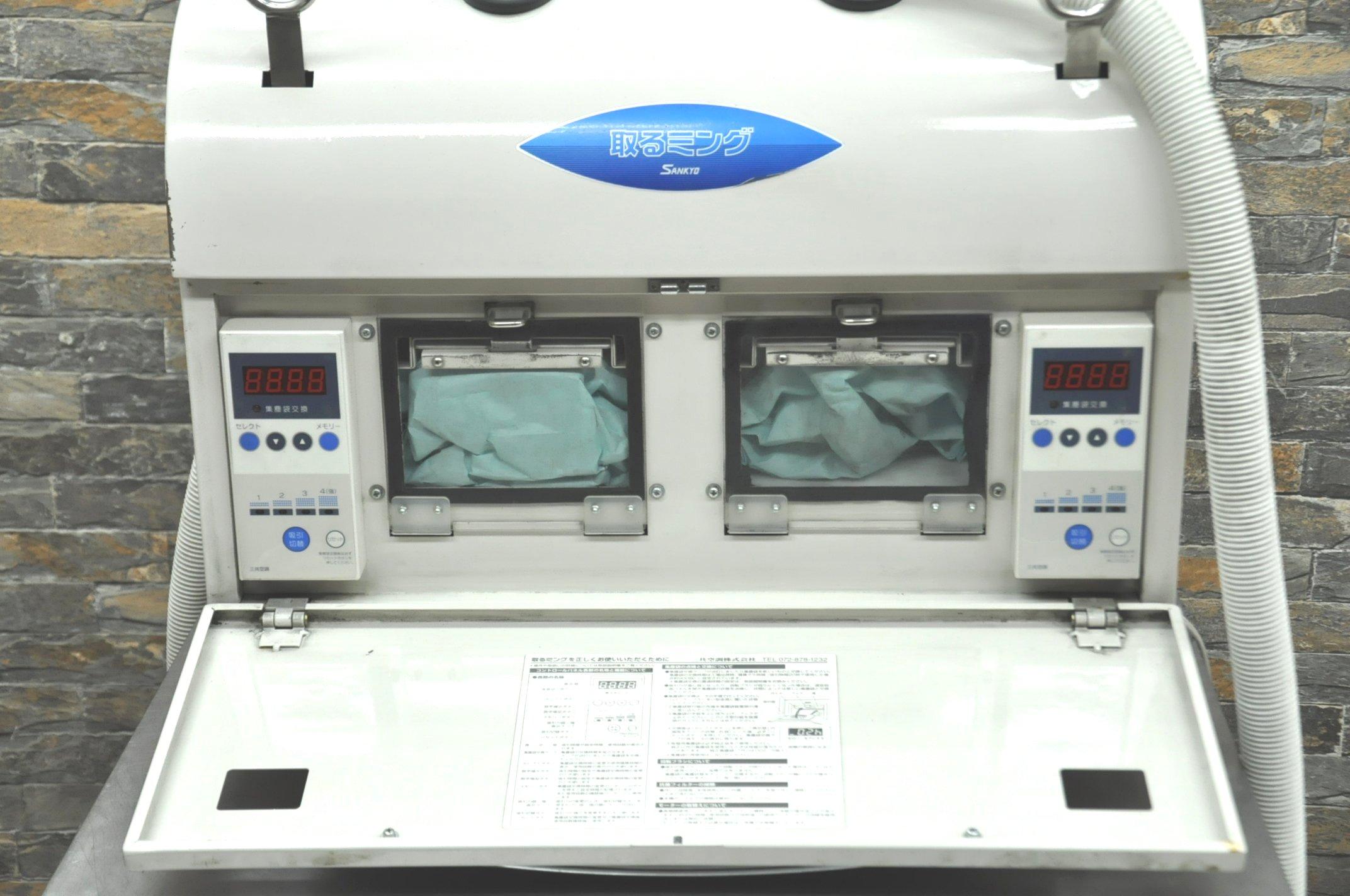 三共空調 取るミング HW-TRC 塵除去機 異物混入防止衣服専用 吸引 クリーンを買い取りました!(^_-)-☆