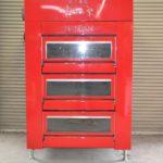 SHICHIYO 七洋 南蛮窯 THS-623TON-WIN-CS11 200V 業務用 オーブン 電気式を買い取りました!(^_-)-☆