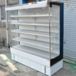 SANDEN サンデン 冷蔵ショーケース RSD-TL6ZB 724L 多段オープンショーケース 業務用 冷蔵庫を買い取りました!(^_-)-☆