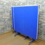 TOEI LIGHT 卓球台 H760×W1525×D2740 キャスター付 国際規格サイズを買い取りました!(^_-)-☆