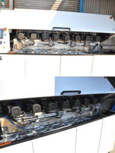 松下電工 リフロー炉 ANUR820in ハンダ付 業務用 半導体を買い取りました!(^_-)-☆