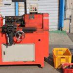 東洋ブレーキ商会 ツインローター研磨機 TR-2型 H1480×W1400×D950 三相200V 電動工具 研削 研磨を買い取りました!(^_-)-☆