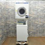 AQUA アクア コイン式洗濯乾燥機 MCW-C45 MCD-CK45 4.5kg 小型 コインランドリー 100Vを買い取りました!(^_-)-☆