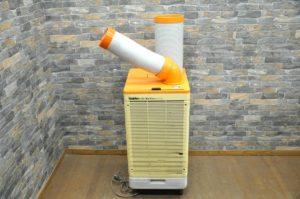 スイデン スポットエアコン SS-25DC-1 100V クールスイファン 冷風機 冷却 業務用 工場 作業を買い取りました!(^_-)-☆