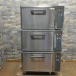 フジマック 電気自動炊飯器 FRC162FA 2017年製 三相200V 3段 ドロワー式 立体 業務用 厨房を買い取りました!(^_-)-☆