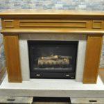 DANROX ダンロックス ガス暖炉 DU600 ウエリントン 600 都市ガス 13A 堅牢 木目 綺麗を買い取りました!(^_-)-☆