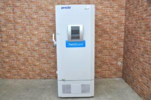 pHcbi 超低温フリーザー MDF-DU502VX 三相200V 528L 低温槽 デュアル冷却 保存 Twin Guardを買い取りました!(^_-)-☆