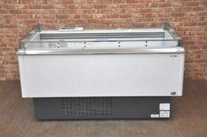 MITSUBISHI ミツビシ 平型オープンショーケース SR-MS581BRC(A) 100V 業務用冷蔵庫を買い取りました!(^_-)-☆
