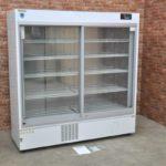 ダイワ 冷蔵ショーケース DC-ME100A-EC 2014年製 100V 業務用 キャスター付 鍵付を買い取りました!(^_-)-☆