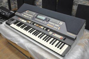 HAMMOND ハモンド ホームオルガン XLK-1 XE-1 鍵盤楽器 風琴 木製 ...