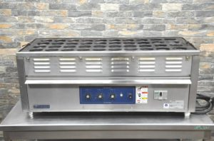 NICHIWA ニチワ 電気今川焼器 NI-40 2013年製 三相200V 回転焼き 20個 業務用 デパ地下を買い取りました!(^_-)-☆