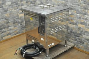 東海熱工業 セイロ式蒸し器 SES-3HSA(A) スチーマー 三相200V 業務用 厨房 キッチン 飲食店 店舗 動作確認済み♪