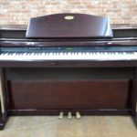 KAWAI 電子ピアノ CA1000GP 100V マホガニー アップライトピアノ 鍵盤楽器 木製鍵盤 練習用 レッスン 伴奏 演奏 自宅用を買い取りました!(^_-)-☆
