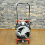 RIDGID リジッド kollmann K-380 配管掃除機 排水管 配水管 貫通 掃除 電動工具 ツール 業務用を買い取りました!(^_-)-☆