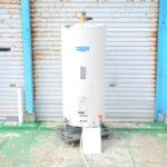 MITSUBISHI 三菱 電気温水器 SR-151C 本体 150L 給湯専用タイプ 丸型 室内専用型 マイコンレスを買い取りました!(^_-)-☆