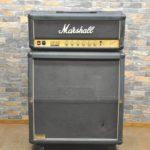 Marshall マーシャル JCM 800 LEAD SERIES ヘッドアンプ 2203 スピーカー 1960A 100V 音響機器 楽器を買い取りました♪(^_-)-☆