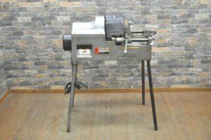 アサダ ボルトマシンNo.1 パイプねじ切機 ボルトねじ切機 切削 切断 工具 電動式を買い取りました♪(^_-)-☆