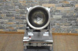 MARUZEN マルゼン ガス式ロータリークッカー RM-CAP6-6 回転釜 都市ガス 100V 60Hz 業務用を買い取りました♪(^_-)-☆