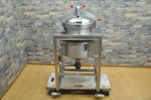 SAMSON サムソン ボイラ圧力容器 PN-30 釜 圧力釜 食品加工 高温 調理 業務用を買い取りました!(^_-)-☆
