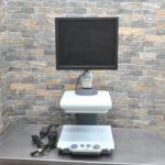 タイムズ 据置型拡大読書器 AV-100CP 100V 液晶 モニター 17型 拡大 縮小 読書 テーブルを買い取りました♪(^_-)-☆