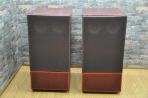 スピーカーシステム 2個セット フロア型 音響機器 オーディオ 大型を買い取りました♪(^_-)-☆