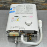Rinnai リンナイ RUS-520 ユーティ 給湯器 都市ガス 元止式 12A13A 瞬間湯沸器 ガス小型湯沸器を買い取りました♪(^_-)-☆