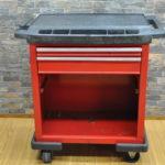PROJECT CENTER 工具箱 ツールボックス 工具収納棚 キャビネット キャスター付き 作業台 道具