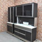 綾野製作所 アヤノ 食器棚 キッチンボード レンジボード カップボード キッチン収納 スチームドライバーを買い取りました(^_-)-☆
