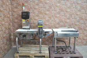 イシダ ウェイトチェッカー DACS-G-S060-44/CR-SD12-S 金属探知機 RE-G-060-A3-4/CR-M44.5 重量測定 計量 金属検査 業務用を買い取りました(^_-)-☆