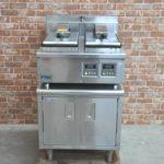 日本洗浄機 サニクック 自動調理器 自動餃子焼き機 GZ261C 電気式 三相200V 業務用を買い取りました(^_-)-☆