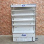SANDEN サンデン 冷蔵ショーケース RSD-TL4ZC-B 三相200V 506L 多段オープンショーケース 業務用を買い取りました(^_-)-☆