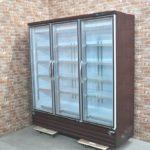 ダイワ リーチイン冷蔵ショーケース 603GTC-EC 1295L 三相200V 大型 業務用を買い取りました(^_-)-☆