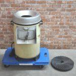 AIHO アイホー 自動いも洗い機 PW-21A 洗浄 農産物 ジャガイモ ニンジン 給食 業務用を買い取りました(^_-)-☆