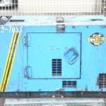 デンヨー エンジンコンプレッサー DPS-70SSB1 19馬力 ポータブルスクリューコンプレッサーを買い取りました(^_-)-☆
