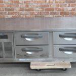 HOSHIZAKI ホシザキ 台下冷凍庫 FTL-120DNC 業務用ドロアー コールドテーブル 冷凍ストッカー フリーザーを買い取りました(^_-)-☆