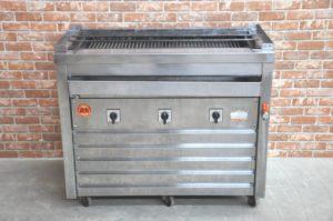 ヒゴグリラー グリル 万能タイプ 3P-221 三相200V 床置型 焼物器 業務用を買い取りました(^_-)-☆