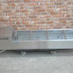大穂 冷蔵炉端ケース  冷蔵ショーケース ネタケース 卓上型 業務用を買い取りました(^_-)-☆