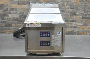 NICHIWA ニチワ 電磁調理器 MIR-2.5NTWSP 200V IH調理器 IHコンロ 2連 卓上 業務用を買い取りました(^_-)-☆