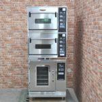 ワールド精機 電熱オーブン ホイロ WEE-12T-FF NH-T ミックベーカー 2017年製 三相200V 業務用を買い取りました(^_-)-☆